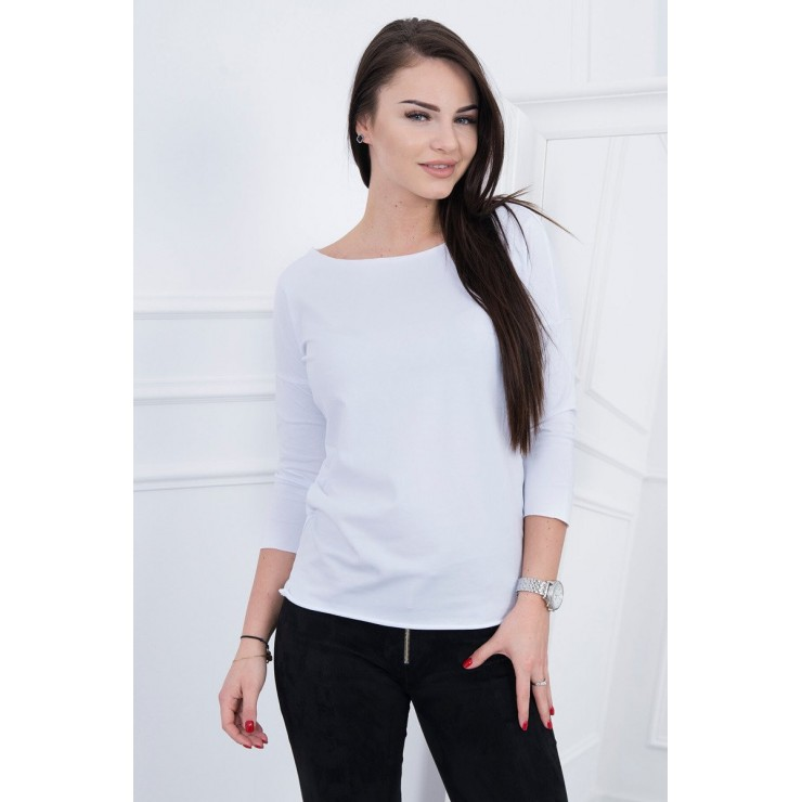 T-shirt CASUAL MI8834 white