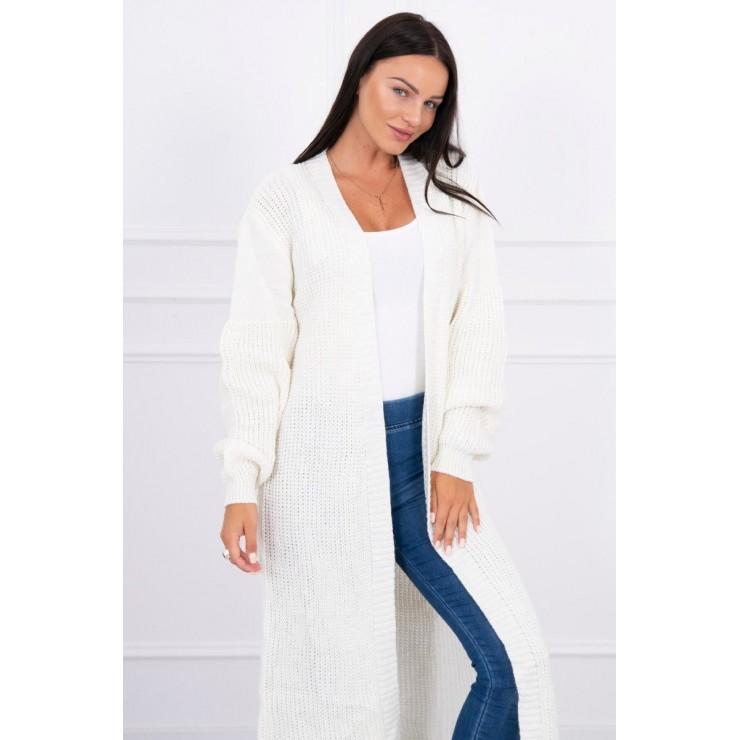 Long sweater MI2019-2 cream
