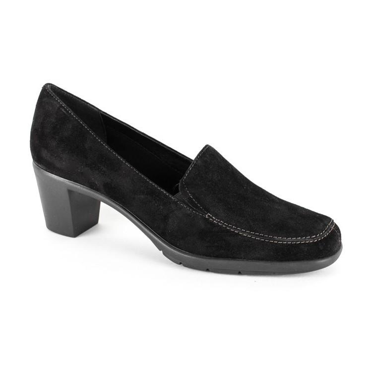 Damen High Heels 1006 schwarz Soft Breeze