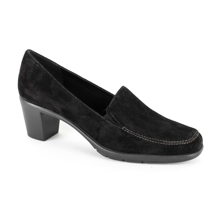 Ladies high heels 1006 black Soft Breeze