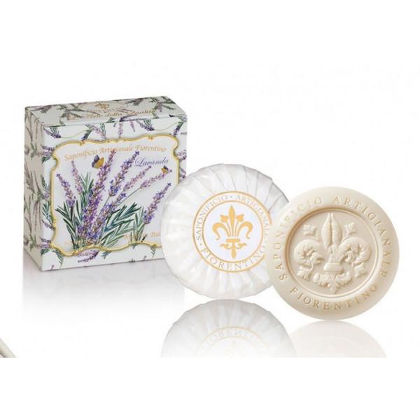 Prírodné mydlo Levanduľa