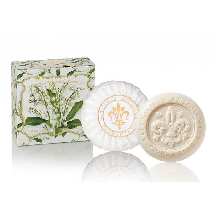 Prírodné mydlo Konvalinka