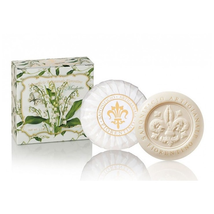 Přírodní mýdlo Konvalinka
