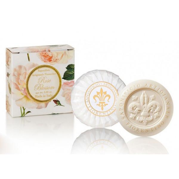 Prírodné mydlo Ruža
