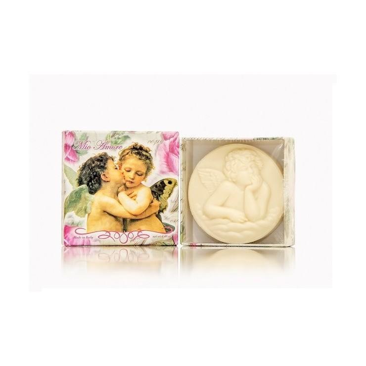 SA Fiorentino Prírodné rastlinné tuhé mydlo Moja láska 125 g