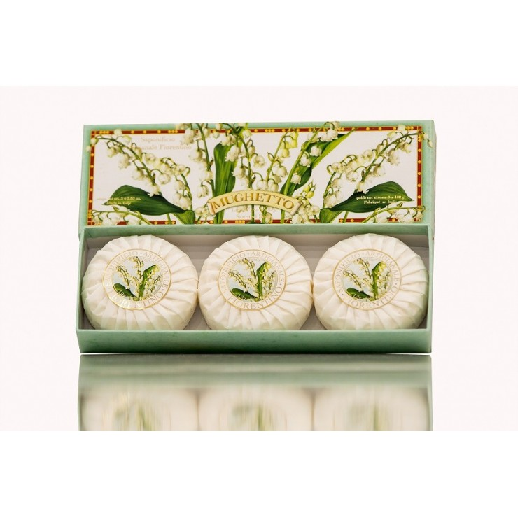 Vegetable soap Lily of the valley