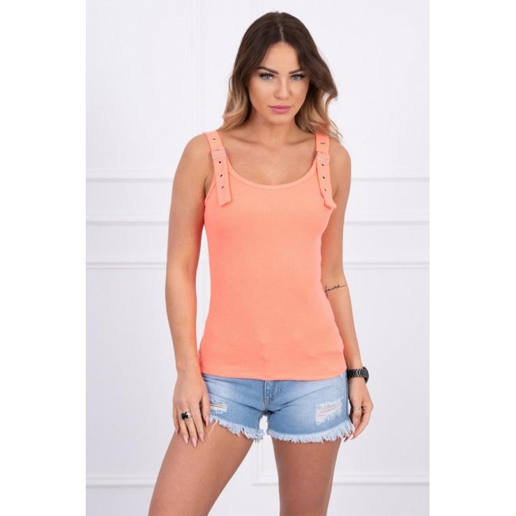 Women T-shirt MI5430 apricot