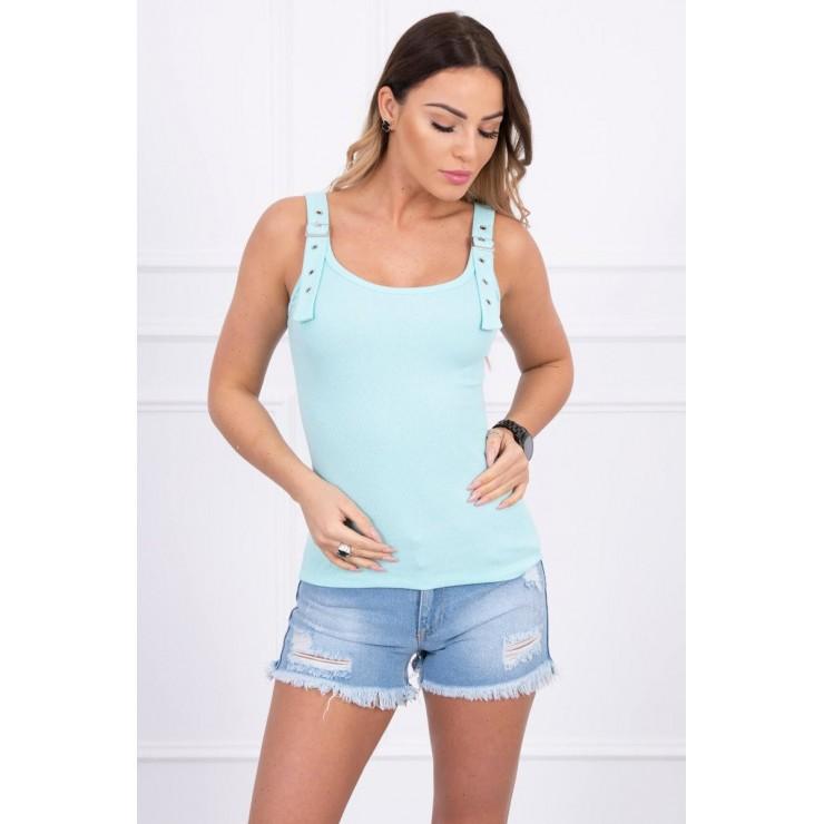 Women T-shirt MI5430 mint