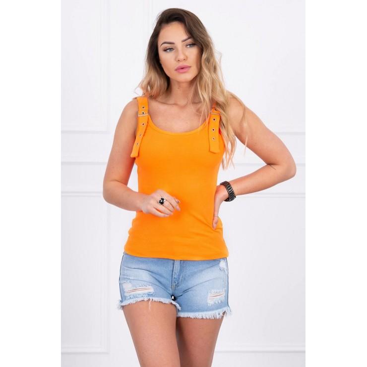 Women T-shirt MI5430 orange