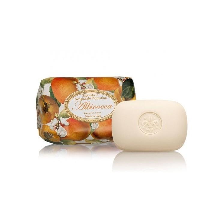 Vegetable soap Apricot