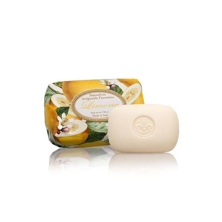 Vegetable soap Lemon