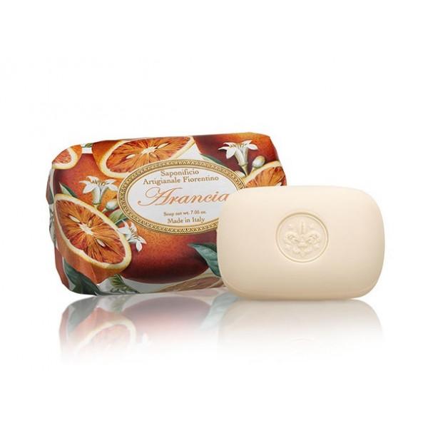 Prírodné mydlo Pomaranč