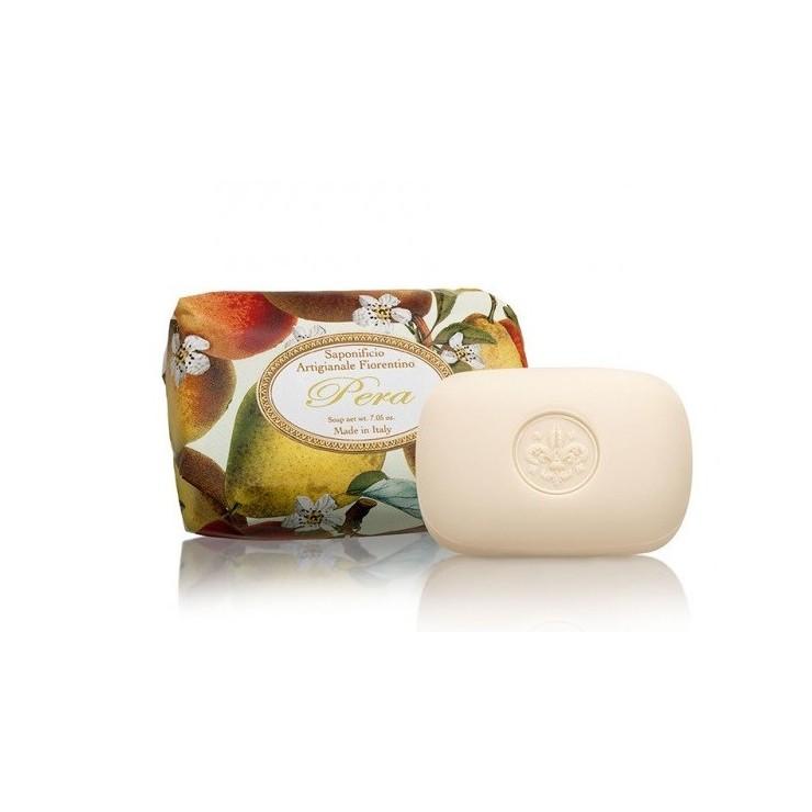 Vegetable soap Pear