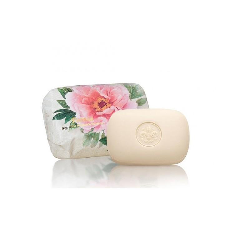 Prírodné mydlo Pivonka