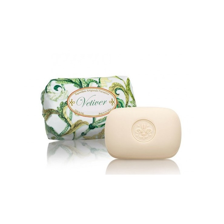 Vegetable soap Vetiver 200 g