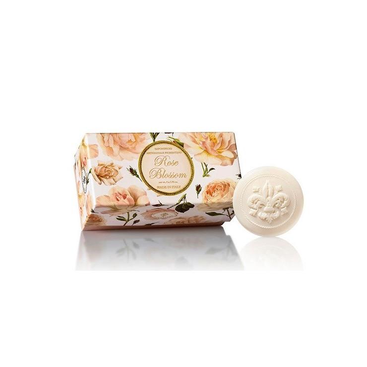 Prírodné mydlo Ruža 6 x 50 g