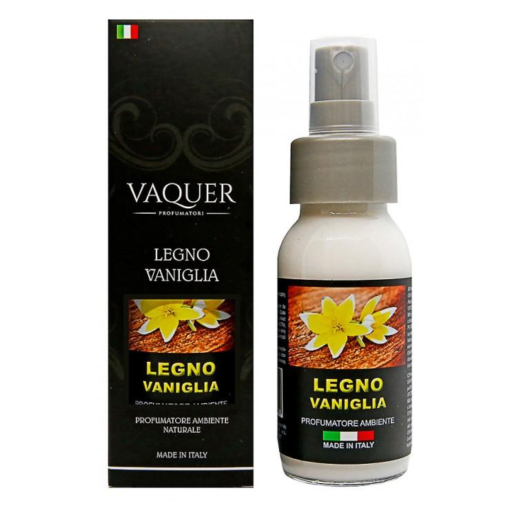 Bytový naturálny sprej LEGNO VANIGLIA  60 ml