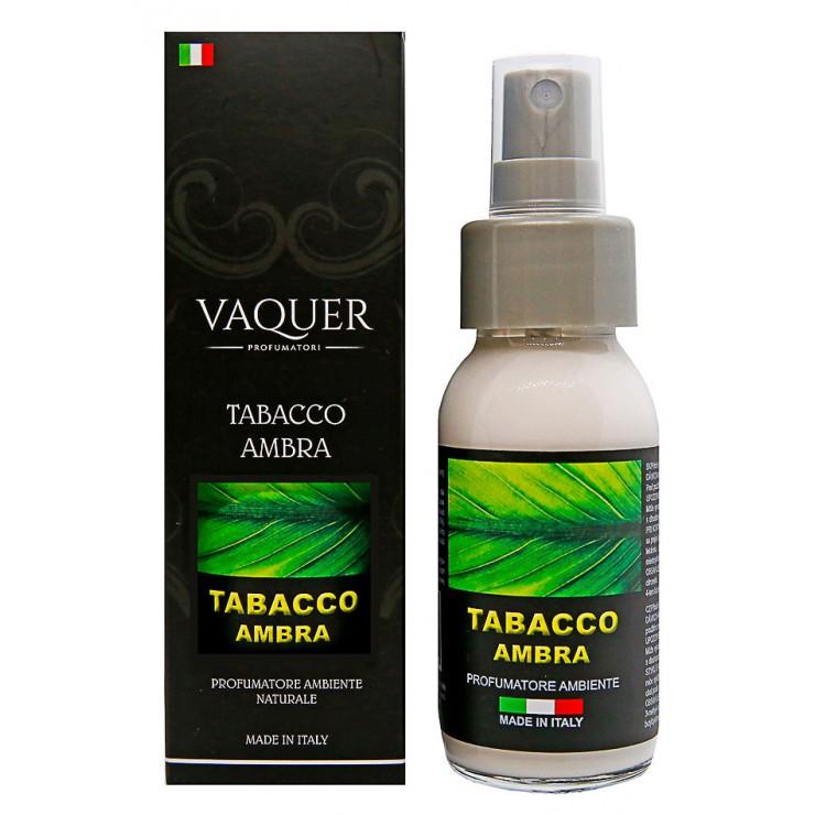 Bytový naturálny sprej TABACCO AMBRA 60 ml