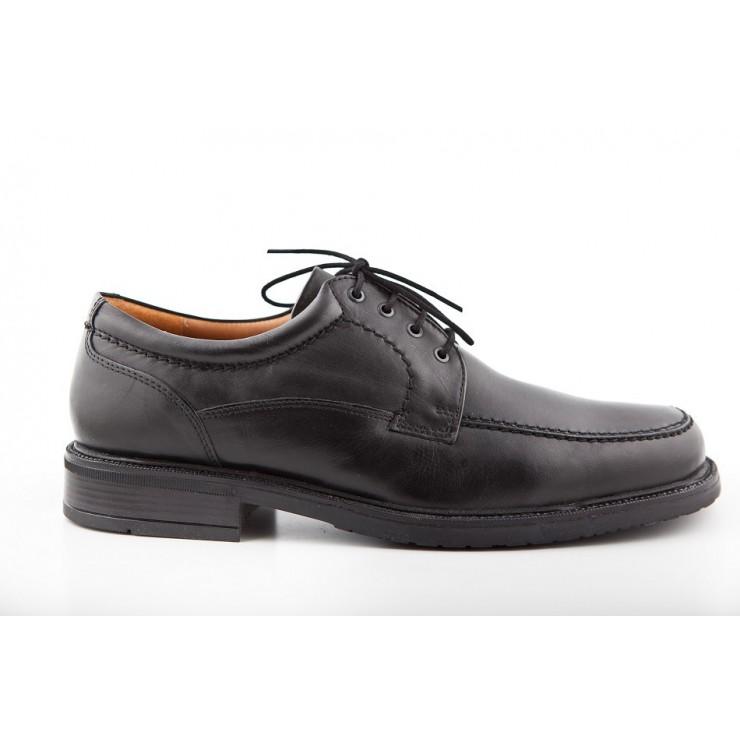 Férfi bőrcipő 303 Freemood