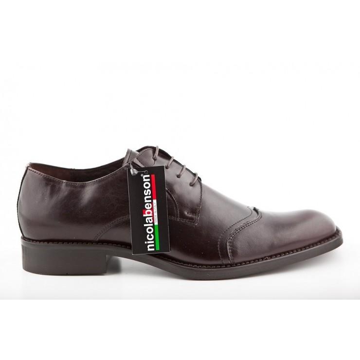 Pánska kožená obuv 289 Nicola Benson