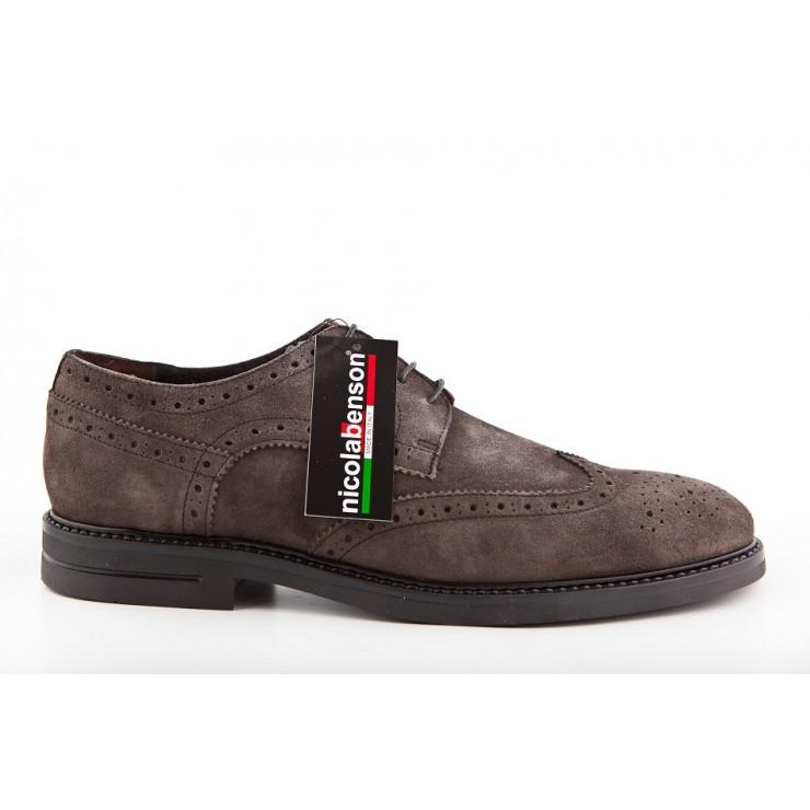 Pánska kožená obuv 296 Nicola Benson