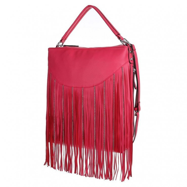 Woman Handbag 1449 fuxia