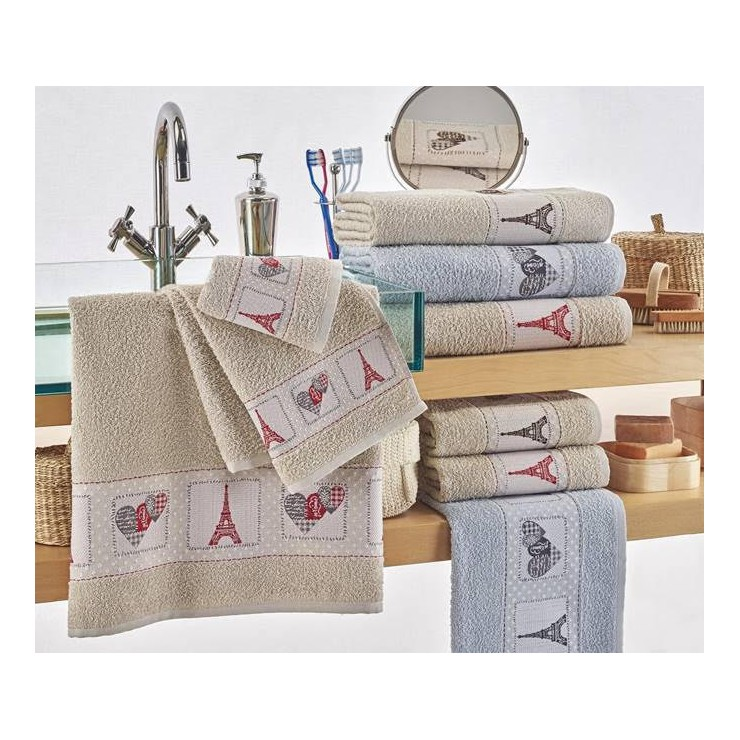 Towel Paris 5 pc