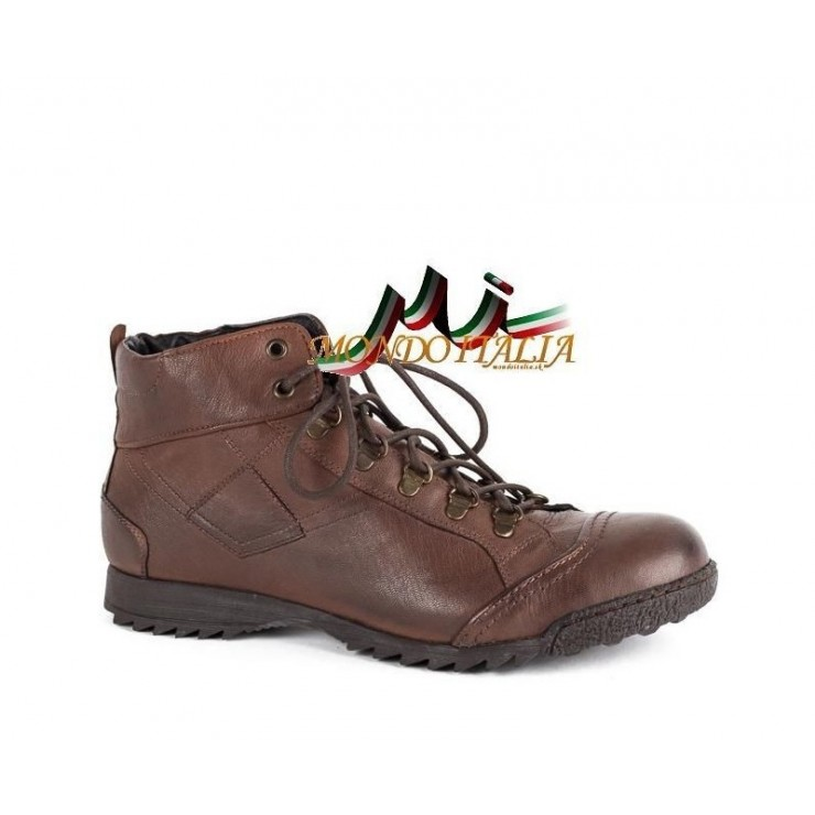 Leather shoes 553 Easy Going