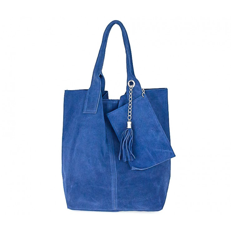 Genuine Leather Maxi Bag  804 jeans