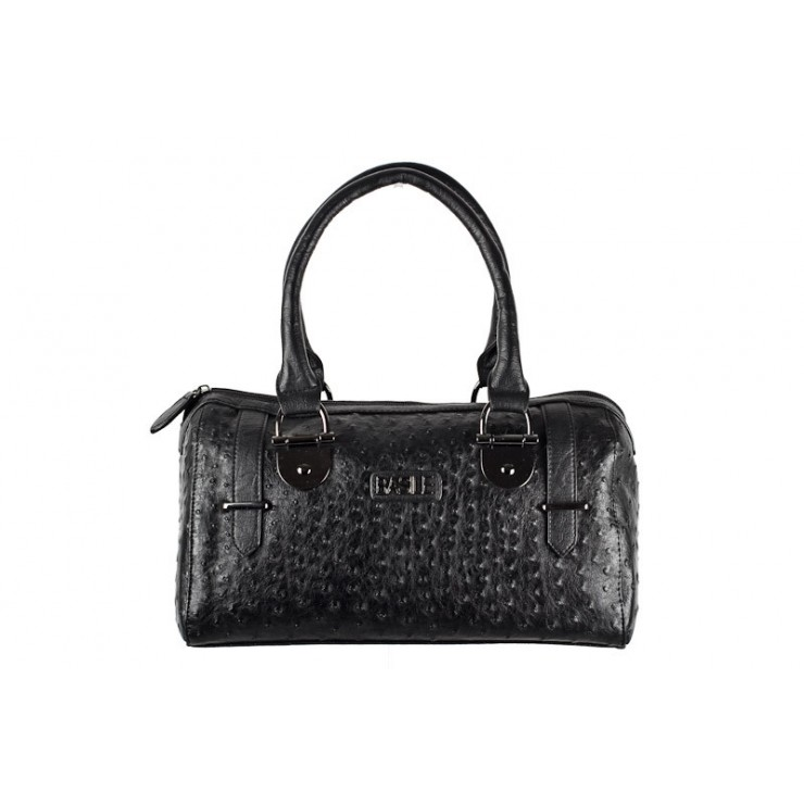 Woman Handbag  434 black Basile