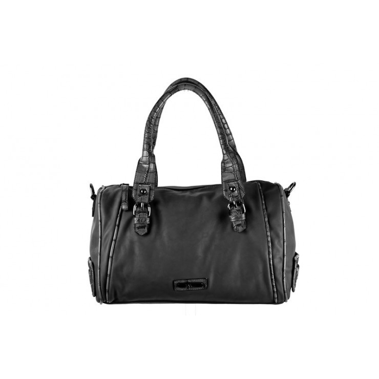 Woman Handbag  431 dark gray Basile