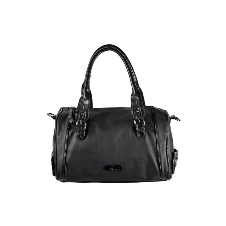 Woman Handbag  430 black Basile