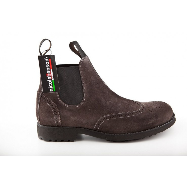 Pánská kotníková obuv 294 Nicola Benson