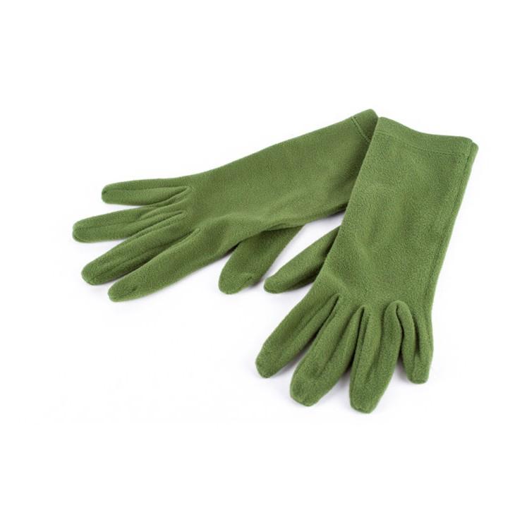 Dámske rukavice 1022 zelené Made in Italy