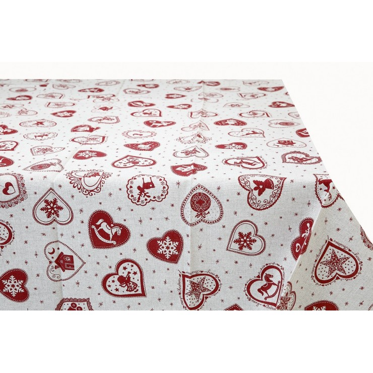 Cotton tablecloth 759B Made in Italy