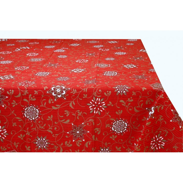 Cotton tablecloth 759C Made in Italy