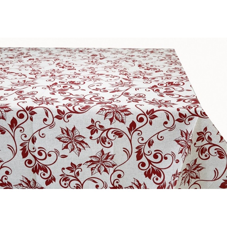 Cotton tablecloth 759F Made in Italy