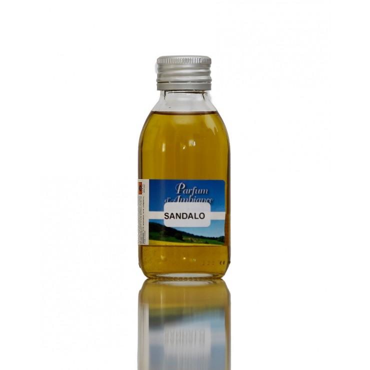 Náhradní náplň do aroma difuzéru 125 ml SANTALOVÉ DŘEVO VAQUER