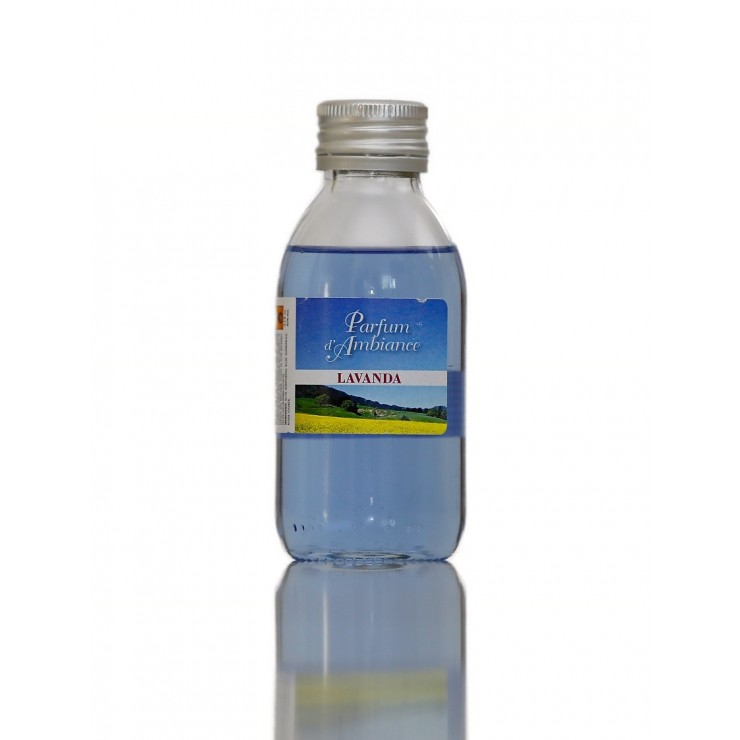Replacement cartridge for diffuser flavor 125 ml LAVENDER VAQUER
