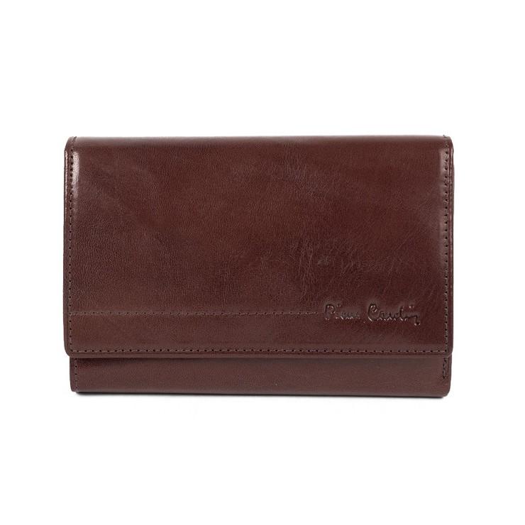 Woman genuine leather wallet P076 PSP01 PIERRE CARDIN