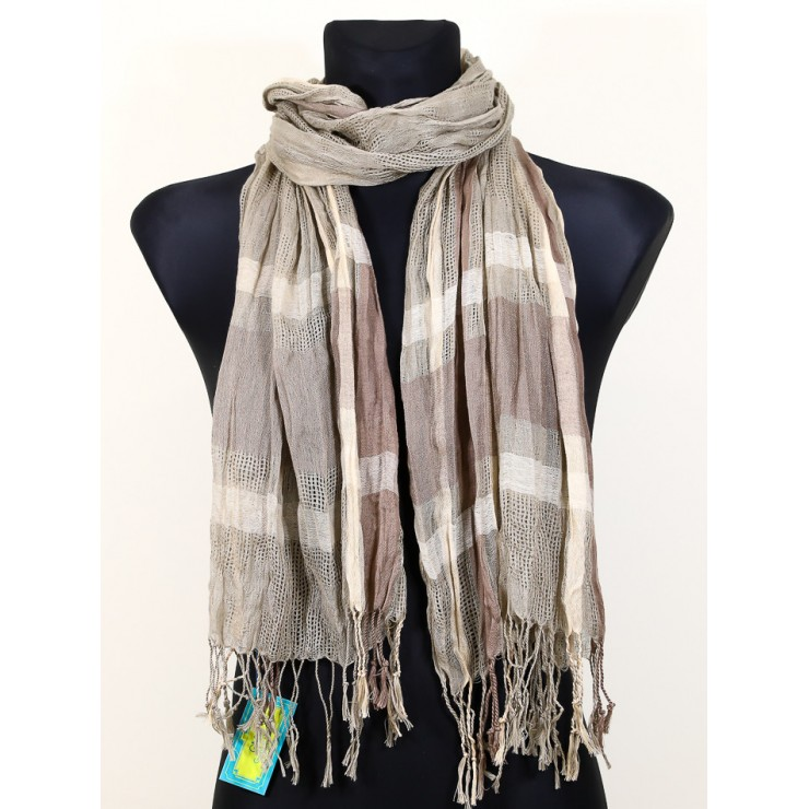 Foulard 926 brown GianMarco Venturi