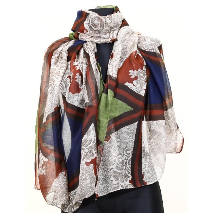 Ladies scarf 1072B MATTIOLO