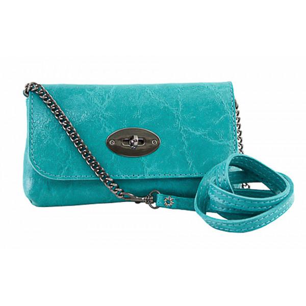 dd7951aa5b Talianska kožená kabelka na rameno 5100 bordováMADE IN ITALY