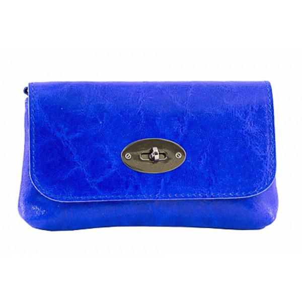 11cc64533f Talianska kožená kabelka na rameno 5100 čierna MADE IN ITALY empty