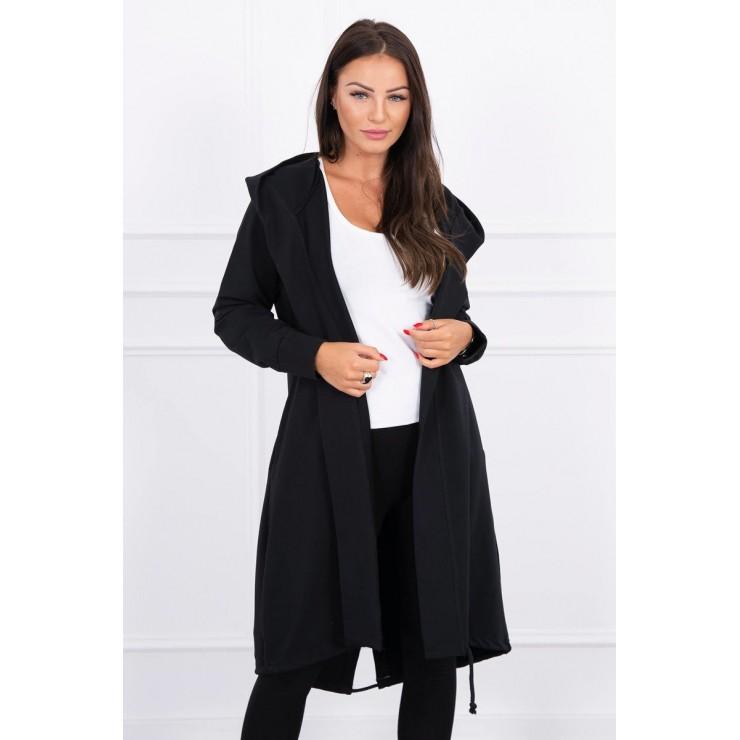 Long cardigan MI9005 black