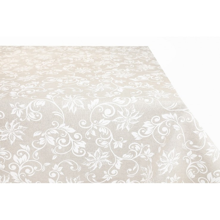 Christmas tablecloth 759J Made in Italy