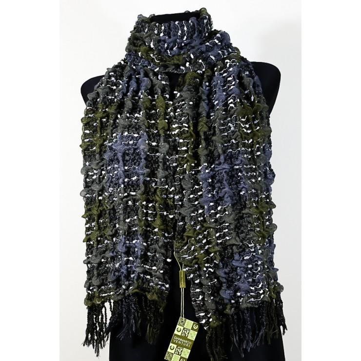 Women's foulard 787 green GianMarco Venturi