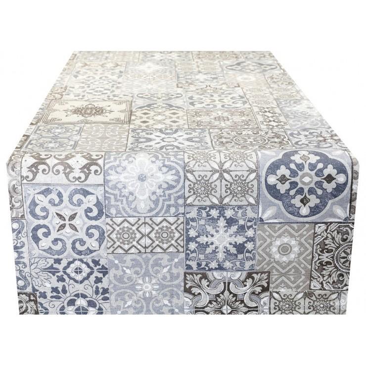 Behúň na stôl Majolika Made in Italy