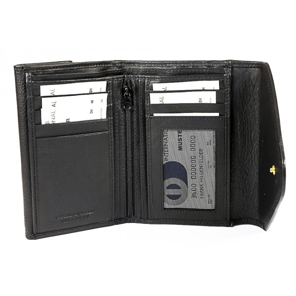 Béžová kožená kabelka 5301 MADE IN ITALY  ac0e6be689c
