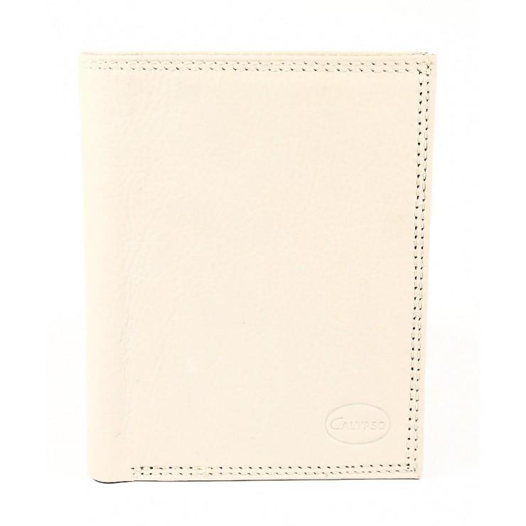 Tmavomodrá kožená kabelka 5301 MADE IN ITALY bbfb8c6d900